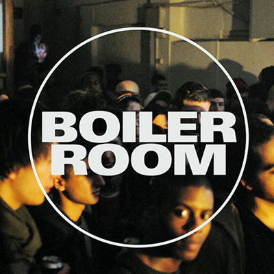 Submit A Set To Boiler Room