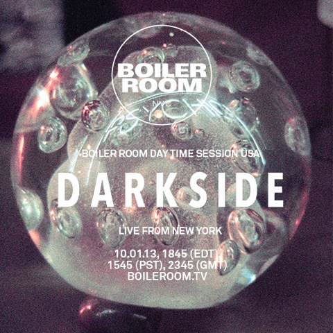 Daytime Session USA: Darkside - BOILER ROOM