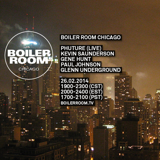 Boiler Room In House