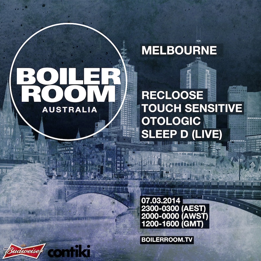 And Boiler Room