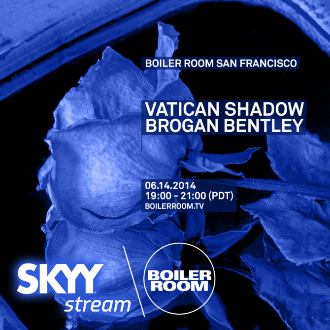 SF: Vatican Shadow, Brogan Bentley