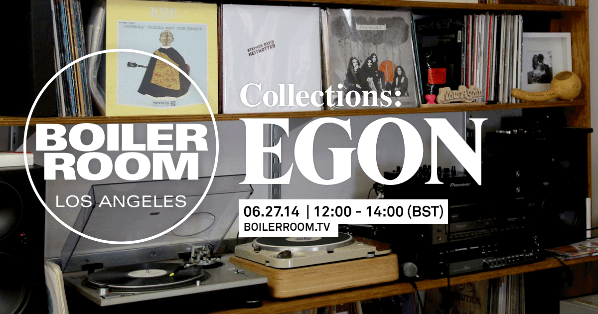 Collections: Egon Flyer Image