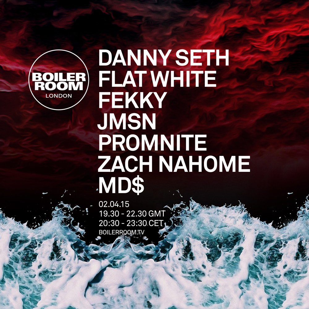 Danny Seth: The British Are Coming - BOILER ROOM