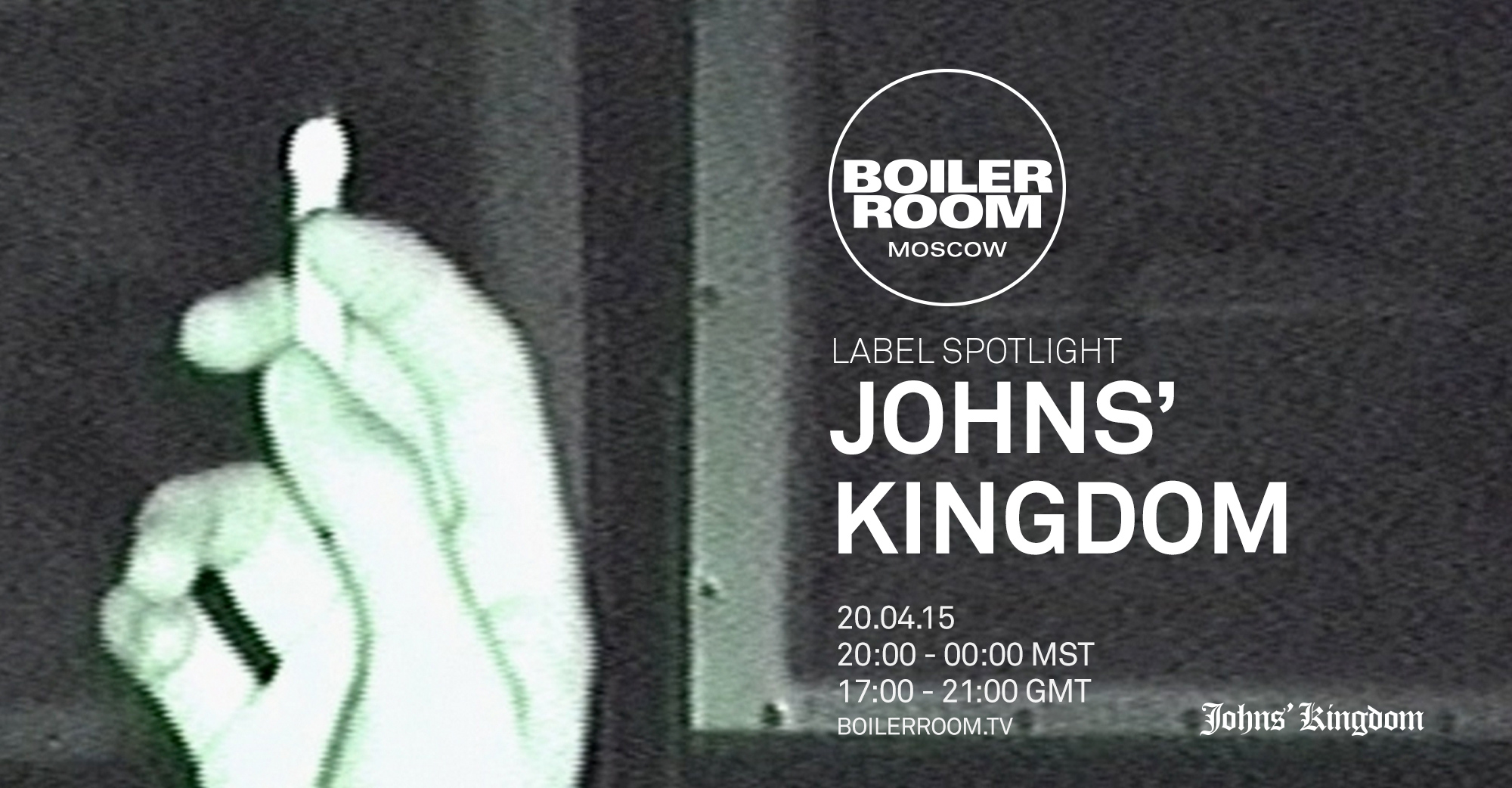 Moscow: Johns' Kingdom Flyer Image